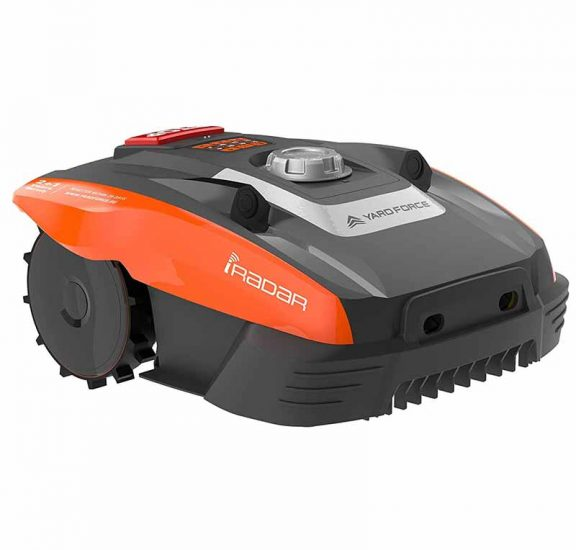 Yard Force Robot cortacésped Compact 280R